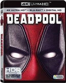 Deadpool 4K UHD Blu-ray (Rental)