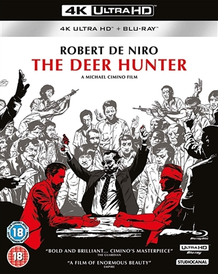 Deer Hunter 4K UHD 05/19 Blu-ray (Rental)