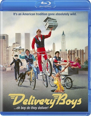 Delivery Boys 10/19 Blu-ray (Rental)