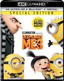 Despicable Me 3 4K UHD Blu-ray (Rental)