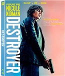(Pre-order - ships 04/23/19) Destroyer 03/19 Blu-ray (Rental)