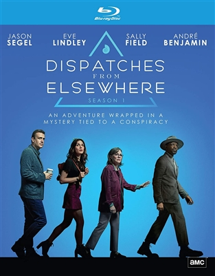 Dispatches From Elsewhere: Season 1 Disc 3 Blu-ray (Rental)