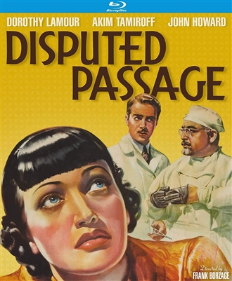 Disputed Passage 09/20 Blu-ray (Rental)