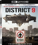 District 9 4K UHD 07/20 Blu-ray (Rental)