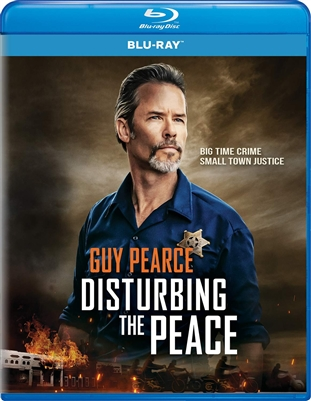 Disturbing the Peace 02/20 Blu-ray (Rental)