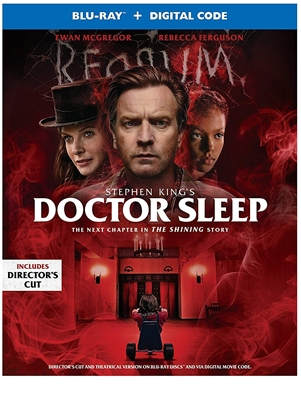 Doctor Sleep 01/20 Blu-ray (Rental)