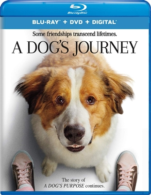 (Pre-order - ships 08/20/19) Dog's Journey 08/19 Blu-ray (Rental)