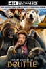 (Releases 2020/04/07) Dolittle 4K UHD 02/20 Blu-ray (Rental)