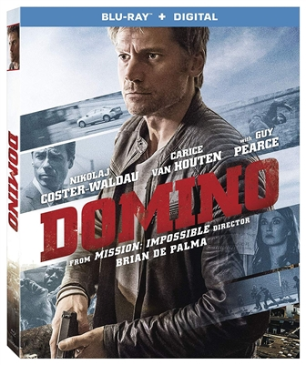 Domino 07/19 Blu-ray (Rental)