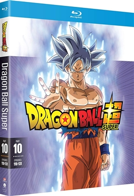 Dragon Ball Super: Part 10 Disc 1 Blu-ray (Rental)