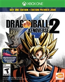 Dragon Ball Xenoverse 2 Xbox One 09/16 Blu-ray (Rental)