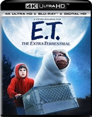 E.T. The Extra Terrestrial 4K UHD Blu-ray (Rental)