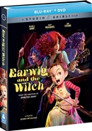 Earwig and the Witch 03/21 Blu-ray (Rental)