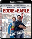 Eddie The Eagle 4K UHD 05/16 Blu-ray (Rental)