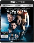 Ender's Game 4K UHD Blu-ray (Rental)