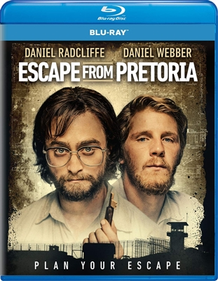 Escape from Pretoria 03/20 Blu-ray (Rental)