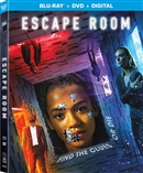(Pre-order - ships 04/23/19) Escape Room 04/19 Blu-ray (Rental)