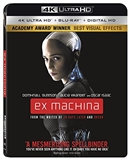 Ex Machina 4K UHD Blu-ray (Rental)