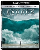 Exodus: Gods and Kings 4K UHD Blu-ray (Rental)