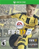 FIFA 17 - Xbox One Blu-ray (Rental)