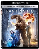 Fantastic 4 4K UHD Blu-ray (Rental)