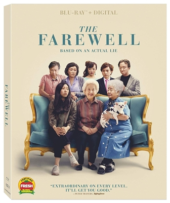 Farewell 10/19 Blu-ray (Rental)