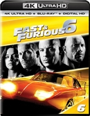 Fast & Furious 6 4K UHD Blu-ray (Rental)