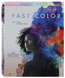 Fast Color 07/19 Blu-ray (Rental)
