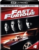 (Releases 2019/06/11) Fast & Furious 4K UHD 04/19 Blu-ray (Rental)