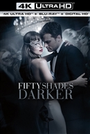 Fifty Shades Darker 4K UHD Blu-ray (Rental)