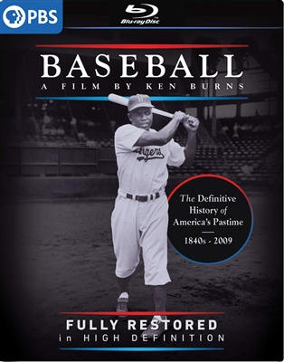 (Releases 2021/06/08) Baseball: A Film By Ken Burns Disc 8 Blu-ray (Rental)