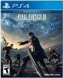 Final Fantasy XV - PS4 Blu-ray (Rental)
