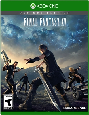 Final Fantasy XV - Xbox One Blu-ray (Rental)