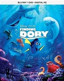 Finding Dory - Special Features Blu-ray (Rental)