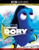 Finding Dory 4K UHD 07/19 Blu-ray (Rental)