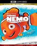 Finding Nemo 4K UHD 07/19 Blu-ray (Rental)