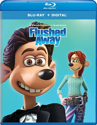 (Releases 2019/06/04) Flushed Away 04/19 Blu-ray (Rental)
