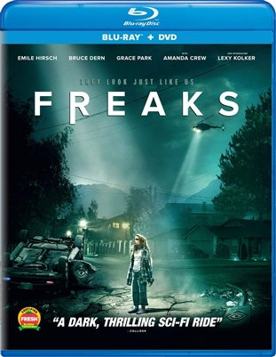 Freaks 11/19 Blu-ray (Rental)