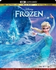(Releases 2019/10/01) Frozen 4K 09/19 Blu-ray (Rental)