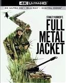 (Pre-order - ships 09/22/20) Full Metal Jacket 4K UHD 08/20 Blu-ray (Rental)