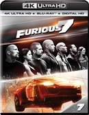 Furious 7 4K UHD Blu-ray (Rental)
