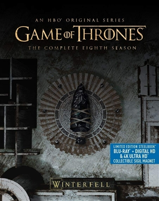 (Releases 2019/12/03) Game of Thrones: The Complete Eighth Season Disc 2 4K Blu-ray (Rental)