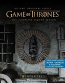 (Releases 2019/12/03) Game of Thrones: The Complete Eighth Season Disc 3 4K Blu-ray (Rental)