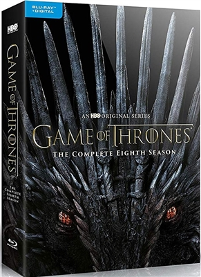 Game of Thrones: The Complete Eighth Season Disc 3 Blu-ray (Rental)