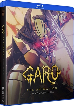 Garo: The Animation - Complete Series Disc 4 Blu-ray (Rental)