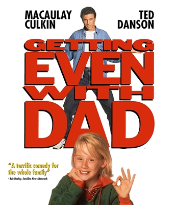 Getting Even With Dad 01/19 Blu-ray (Rental)