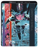 GHOST IN THE SHELL (ANIME) 4K UHD 08/20 Blu-ray (Rental)