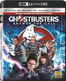 Ghostbusters - Answer the Call (2016) 4K UHD Blu-ray (Rental)