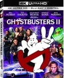 Ghostbusters II 4K UHD 04/16 Blu-ray (Rental)