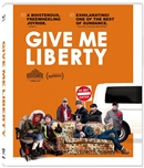(Pre-order - ships 01/28/20) Give Me Liberty 01/20 Blu-ray (Rental)